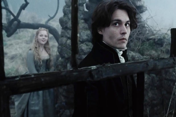 tim burton sleepy hollow