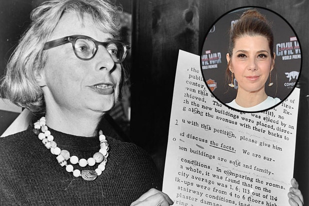 Marisa Tomei Channels Urban Planning Legend Jane Jacobs in 'Citizen Jane' (Exclusive Video)