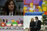 south park law and order simpsons x files