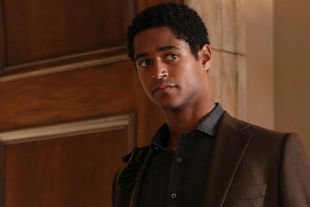ALFRED ENOCH how to get away with murder wes