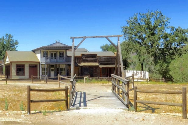 westworld paramount ranch