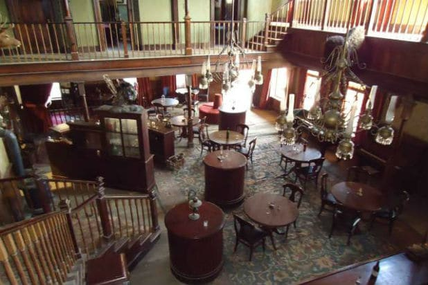 westworld saloon