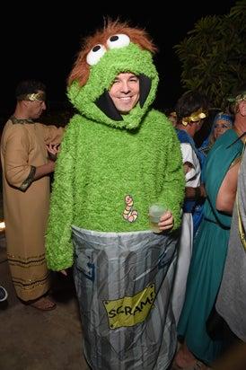 Seth MacFarlane 2016 Casamigos Tequila Halloween Party