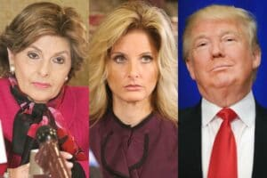 Gloria allred summer zervos donald trump