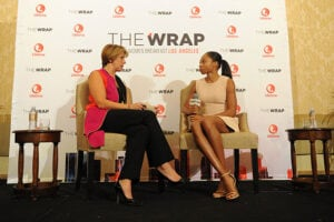 allyson felix wrap power women breakfast