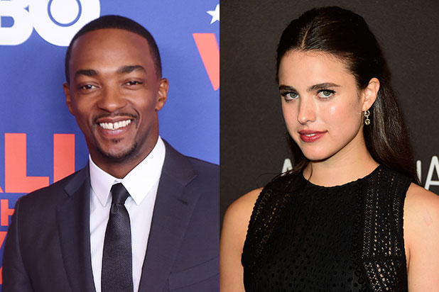 anthony mackie margaret qualley