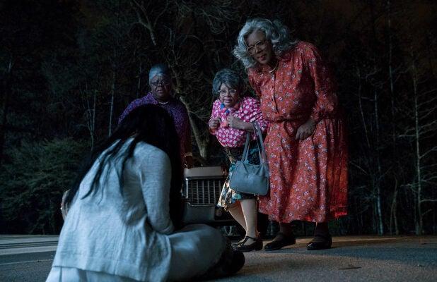 Boo 2 A Madea Halloween