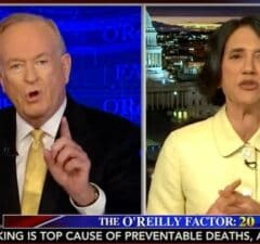 Bill O'Reilly Has Heated Exchange With WaPost Columnist on His 'Pseudo-News Program' (Video)