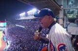 bill murray Chicago cubs world series