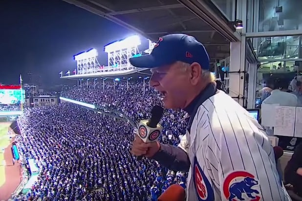 bill murray Chicago cubs world series