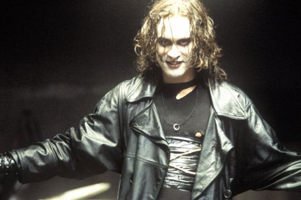 Sony heading The Crow reboot, will be faithful to graphic novel