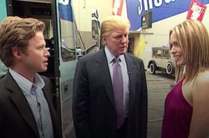 Donald Trump Billy Bush Access Hollywood
