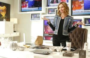 Cat Grant Supergirl calista flockhart