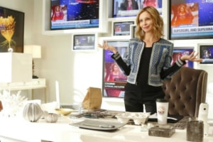Cat Grant Supergirl calista flockhart