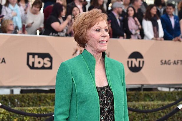 Carol Burnett to star in new sitcom from Amy Poehler