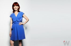 Carrie Preston from The Good Wife