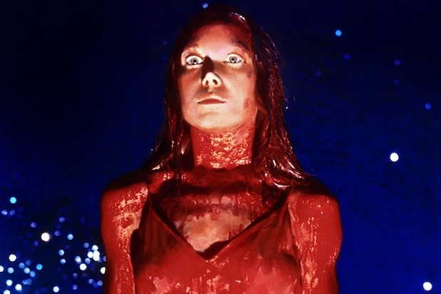 Sissy Specek as Carrie 40th anniversary
