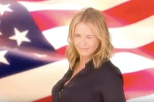 chelsea handler campaign ad