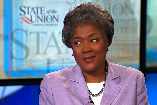 Is donna brazile gay