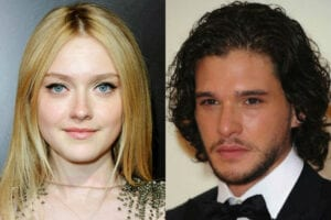 Dakota Fanning Kit Harington Brimstone