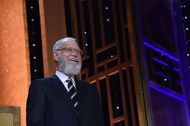 David Letterman on Donald Trump
