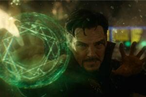 Doctor Strange main