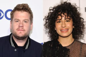 James Corden Ilana Glazer Emojimovie
