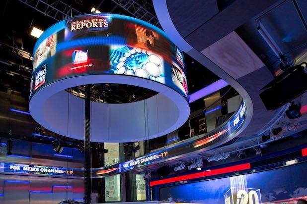 Fox News $30 million new studio 20th anniversary
