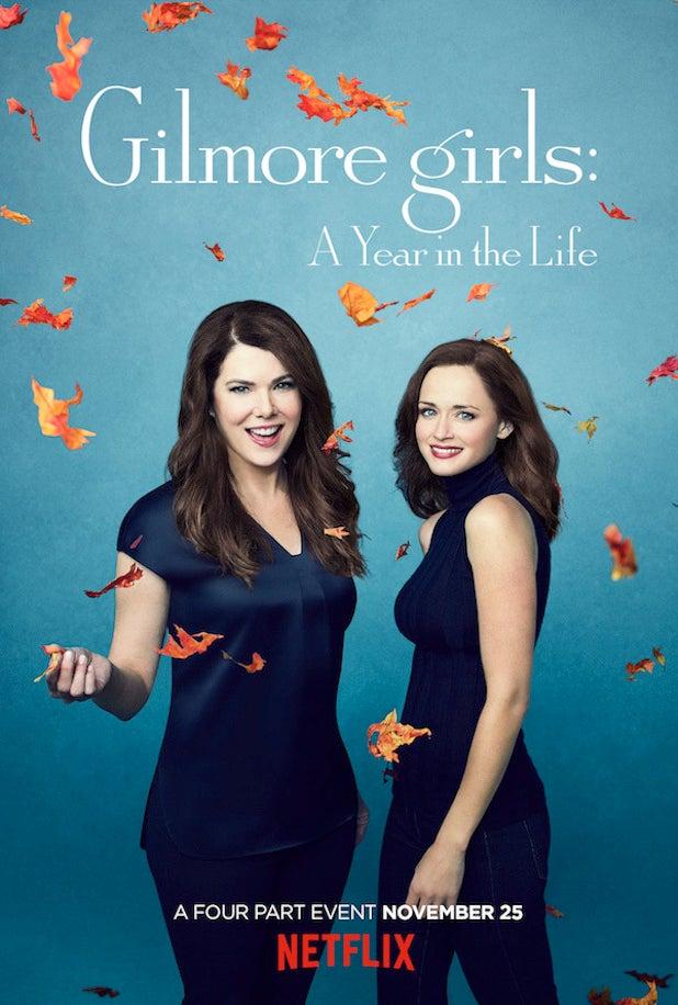 Gilmore Girls Fall