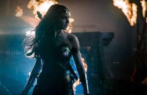 Wonder Woman dark and gritty