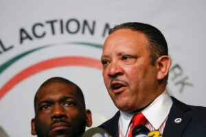 Marc Haydel Morial President CEO of the National Urban League