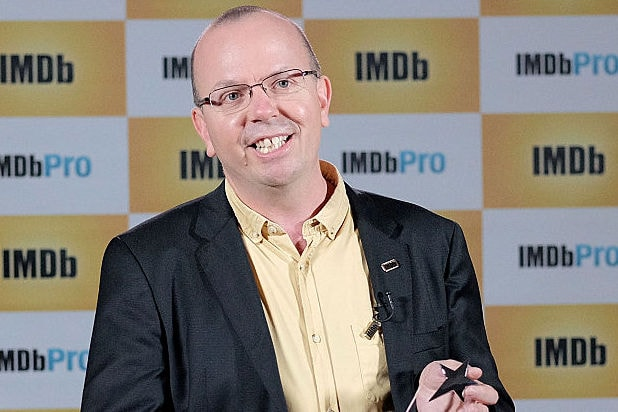 col Needham IMDb founder CEO top ten list films