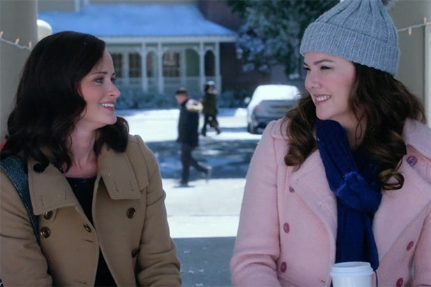 Gilmore Girls A Year in the Life Trailer