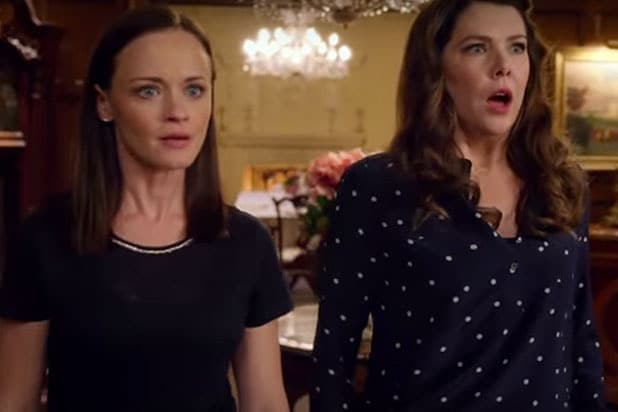 Gilmore Girls New Trailer