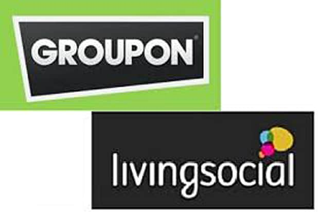 Groupon to Buy Rival LivingSocial, Shares Drop