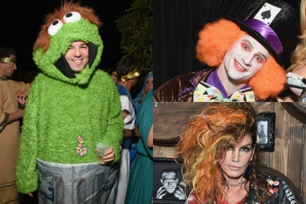 Celebrity Halloween Costumes 2016 Ranked Photos