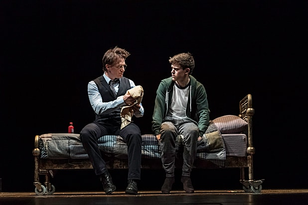Jamie Parker and Sam Clemmett Harry Potter and the Cursed Child