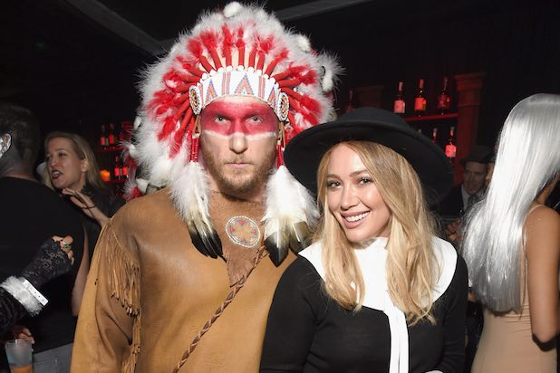 why hillary duff is so sorry about her halloween costume