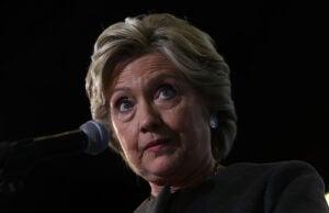 Hillary Clinton New Hampshire Campaign Event 2016