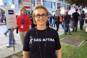 SAG AFTRA video game actors strike Electronic Arts
