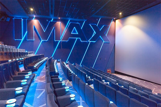 IMAX Layoffs Send Imax Corp (USA) Shares Higher