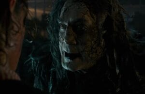 "First ""Pirates of the Caribbean: Dead Men Tell No Tales"" teaser trailer Jack Sparrow Johnny Depp"
