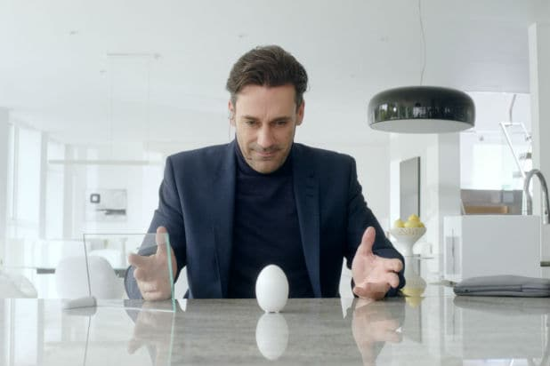 Jon Hamm Black Mirror netflix weekend binge watch