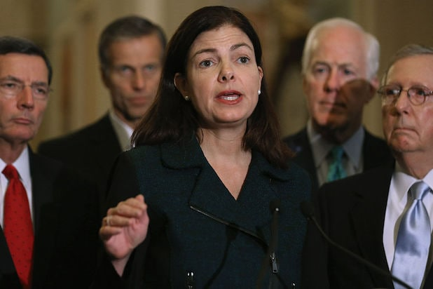 Kelly Ayotte Republican senator New Hampshire