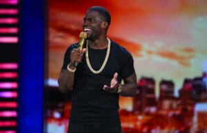 Kevin Hart What Now people's choice