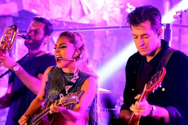 Lady Gaga Mark Ronson