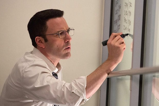 ben affleck the accountant box office