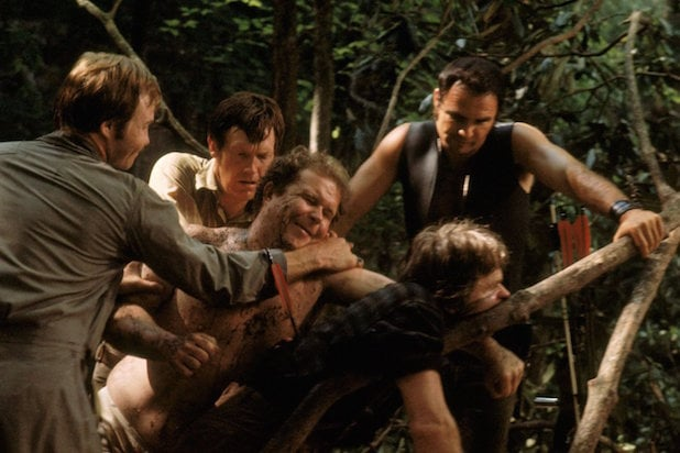 Deliverance Burt Reynolds Ned Beatty Jon Voight