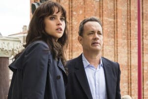 Inferno Tom Hanks Felicity Jones Box Office Flop Bomb
