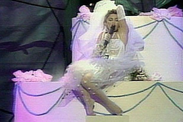 Madonna 1984 VMAs